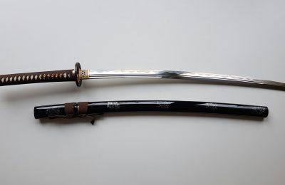 Katana kovinis kardas 750 €