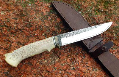 "Medžioklinis peilis No 356 ""Oak"" 800 €"