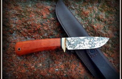 """Medžioklinis peilis No 386 """"Moose hunting-6"""" 200 €"""