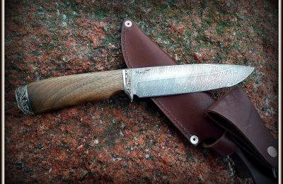 "Medžioklinis peilis No 383 ""Elk hunter-7"" 280 €"