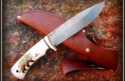 """Medžioklinis peilis No 364 """"Elk hunter-3 PARDUOTAS"""