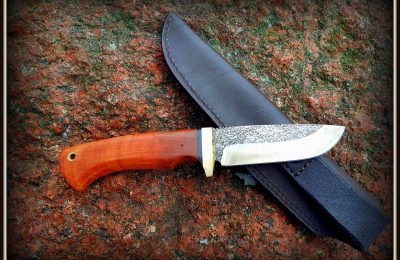 """Medžioklinis peilis """"Šernas-1"""" 110 €"""