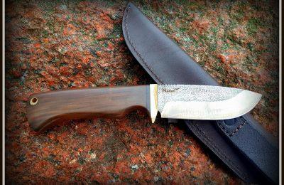 """Medžioklinis peilis """"Šernas-3"""" 110 €"""