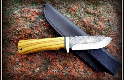 """Medžioklinis peilis """"Šernas-4"""" 110 €"""