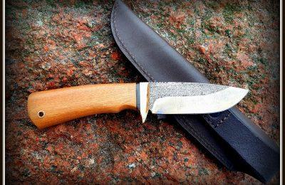 """Medžioklinis peilis  """"Šernas-5"""" 110 €"""