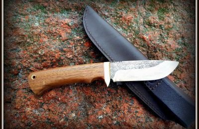 """Medžioklinis peilis """"Šernas-7"""" 110 €"""