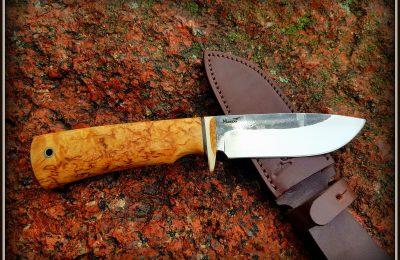 """Medžioklinis peilis Nr 401 """"Krioklys-1"""" 250 €"""