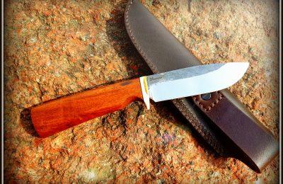 """Medžioklinis peilis Nr 407 """"Krioklys-5"""" 150 €"""
