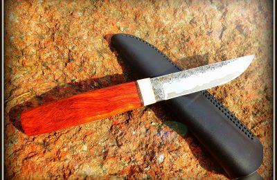 """Medžioklinis peilis Nr 409 """"Norvegas-2"""" 200 €"""