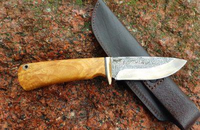 """Medžioklinis peilis """"Šernas-17""""  110 €"""