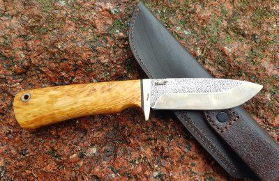 """Medžioklinis peilis """"Šernas-18"""" 110 €"""