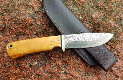 """Medžioklinis peilis """"Šernas 19""""  110 €"""