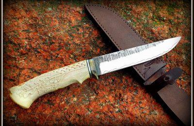 "Medžioklinis peilis No 356 ""Oak"" 500 €"