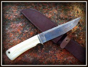 Kolekcinis peilis 300 (4) Hunting knife, Medžiokliniai peiliai, peiliai medžioklei, rankų darbo peiliai, peilis medžiotojui, peilių gamyba, išskirtiniai peiliai, dovana vyrui, verslo dovanos, kokybiški peiliai