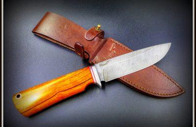"""Medžioklinis peilis Nr 419 """"Master hunter-1""""  250 €"""