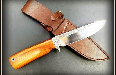 """Medžioklinis peilis Nr 423 """"Master hunter-5""""  250 €"""
