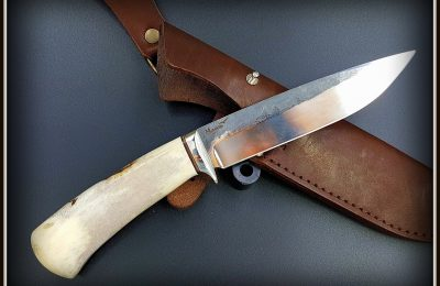 """Medžioklinis peilis Nr 424 """"Jeger"""" PARDUOTAS"""