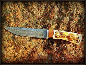 prabangus peilis 333 (4) Hunting knife, Medžiokliniai peiliai, peiliai medžioklei, rankų darbo peiliai, peilis medžiotojui, peilių gamyba, išskirtiniai peiliai, dovana vyrui, verslo dovanos, kokybiški peiliai