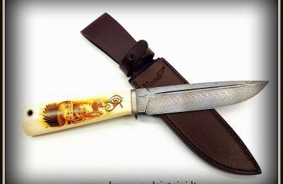 """Medžioklinis peilis Nr 400 """"Egiptas """" 400 €"""
