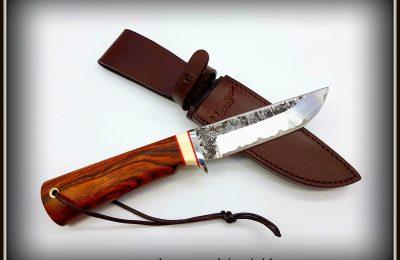 """Medžioklinis peilis Nr 471 """"Iltis-3""""  350 €"""