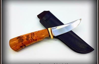 """Medžioklinis peilis Nt 475 """"Lapas-3""""  130 €"""