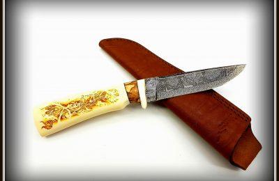 """Medžioklinis peilis No 144 """"Japan carp""""  PARDUOTAS"""
