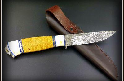 Medžioklinis peilis (V. Zaitsev LT)