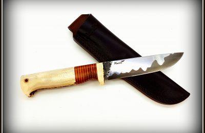 """Medžioklinis peilis Nr 501 """"Upėtakis-5""""  350 €"""