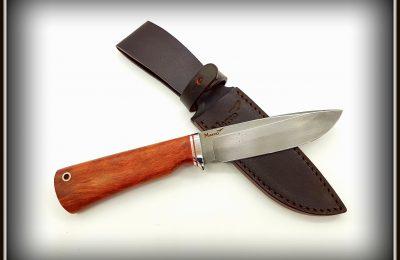 "Medžioklinis peilis Nr 510 ""Wootz-2""  350 €"