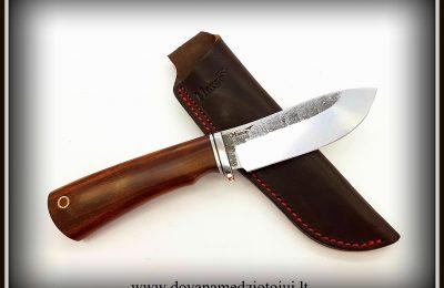 """Medžioklinis peilis Nr 508 """"Lupikas-1""""  250 €"""