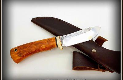 """Medžioklinis peilis Nr 516 """"Lupikas-2""""  250 €"""