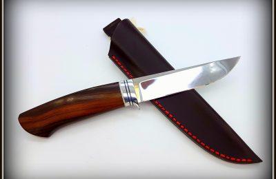 Medžioklinis peilis meistro S. Shidlovskij (UKR)  350 €