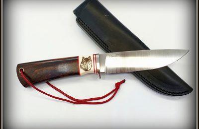 """Medžioklinis peilis Nr 534 """"Wolf"""" PARDUOTAS"""