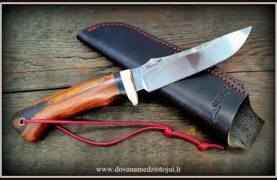 """Medžioklinis peilis Nr 535 """"Sakalas-14""""  200 €"""