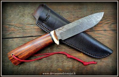 """Medžioklinis peilis Nr 538 """"Sakalas-15""""  250 €"""