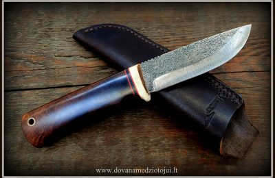 """Medžioklinis peilis """"Lapė-48""""  REZERVUOTAS"""