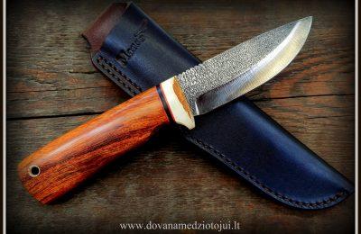 """Medžioklinis peilis """"Lapė-50""""  150 €"""