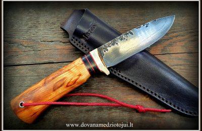 """Medžioklinis peilis Nr 553 """"Rock-4""""  250 €"""