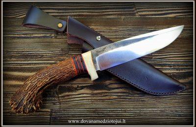 """Medžioklinis peilis Nr 560 """"Grizli""""  PARDUOTAS"""