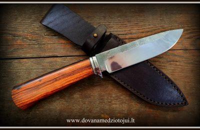 """Medžioklinis peilis Nr 562""""Rock-7""""  180  €"""