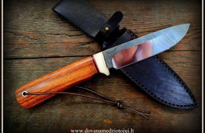"""Medžioklinis peilis Nr 563""""Rock-8""""  180  €"""