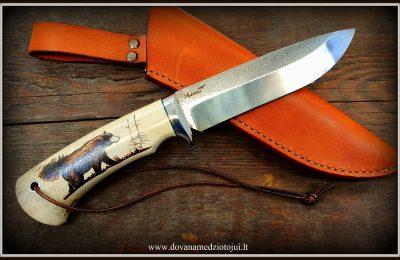 """Medžioklinis peilis Nr 577 """"Jeger-5""""  300 €"""