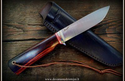 """Medžioklinis peilis Nr 599 """"Loki-5""""  350 €"""