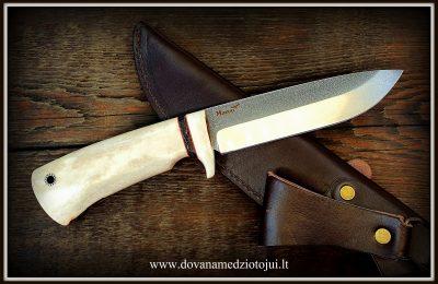 """Medžioklinis peilis Nr 602 """"Jeger-12""""  Gaminamas"""