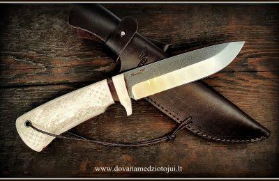 """Medžioklinis peilis Nr 602 """"Jeger-12""""  350"""
