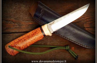 """Medžioklinis peilis Nr 612 """"Scandi""""  250 €"""