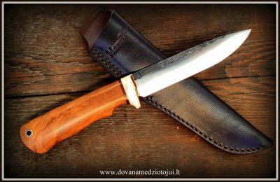 """Medžioklinis peilis Nr 617 """"Kelt-2""""  180 €"""