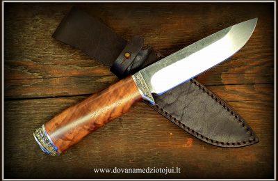 """Medžioklinis peilis Nr 622 """"Jeger-15""""  300 €"""