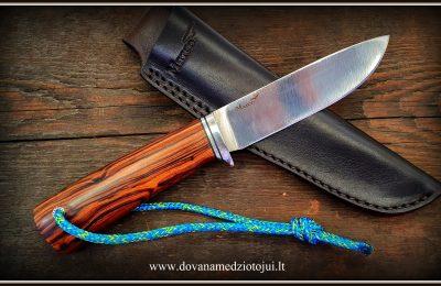 """Medžioklinis peilis Nr 631 """"Loki-9""""  350 €"""