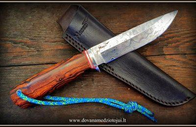 """Medžioklinis peilis Nr 633 """"Thor""""  350 €"""